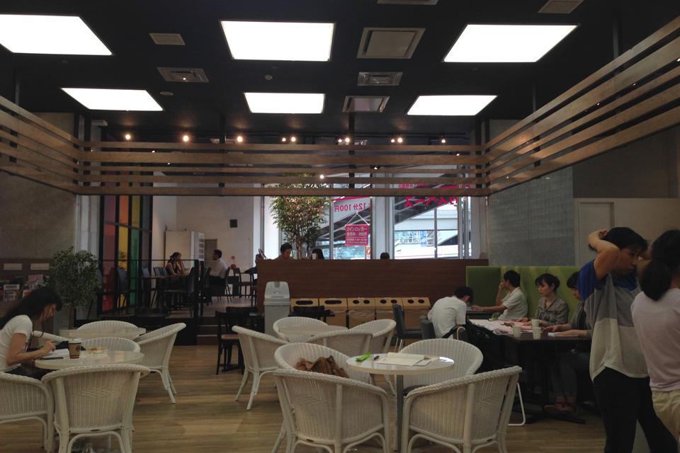 渋谷コインスペースでフィリピン留学の作戦会議