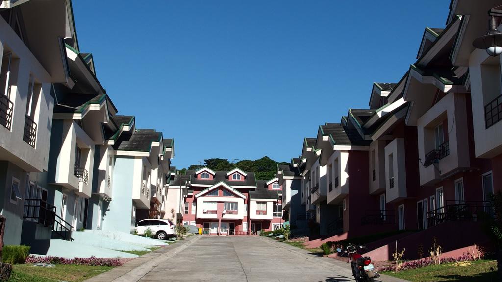 タガイタイの語学学校アンコールがあるCanyon Woods