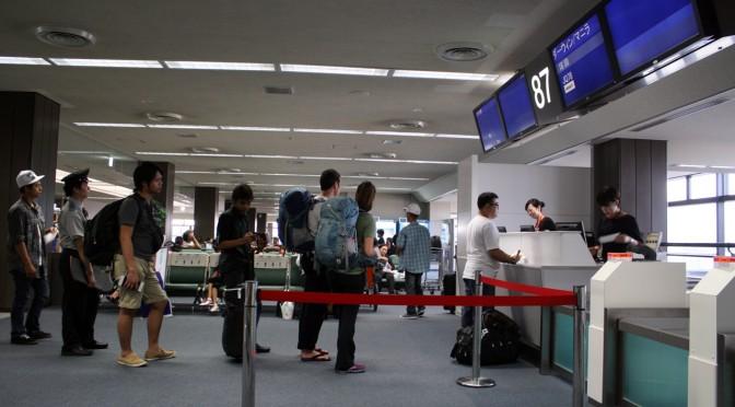 成田マニラ間のジェットスターでトラブル!フィリピンに到着したけど私の荷物はない!?