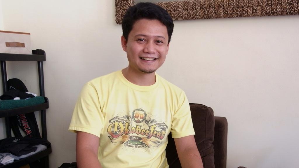 フィリピン留学のアンコールのオーナーの井上世志