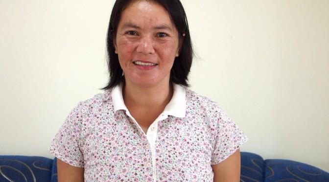 フィリピン留学で先生から課題!ハウスキーパーに英語でインタビュー