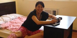フィリピン留学で英語を学ぶのが楽しくて仕方ない。超初級なので英単語を毎日32個暗記してます!