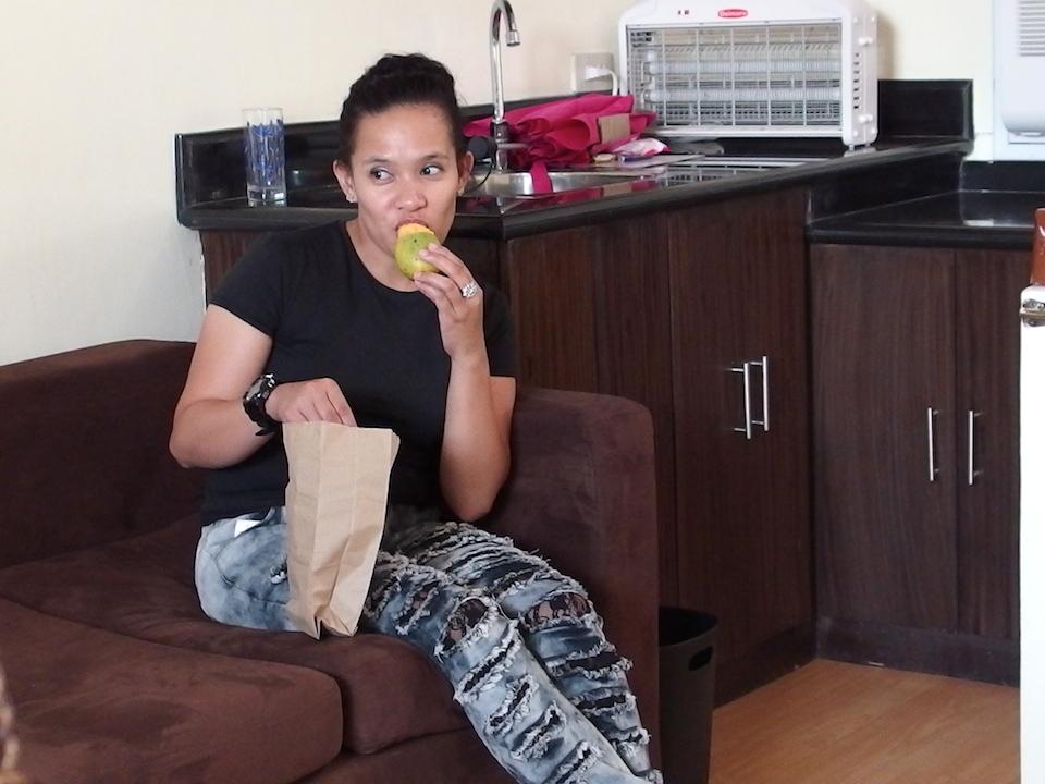 フィリピンのマンゴーは美味しい