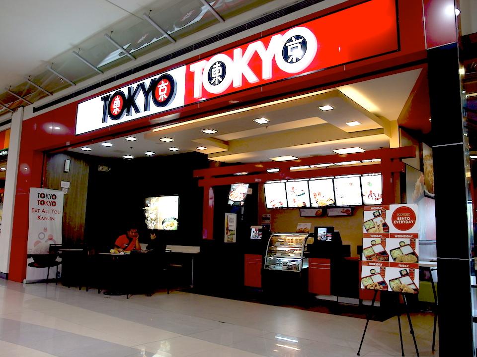 フィリピンのラーメン屋 TOKYO TOKYO