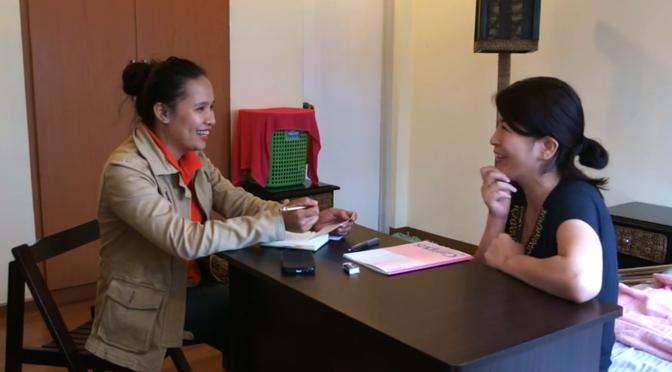 フィリピン留学4週間の英会話力をインタビューで試してみました。