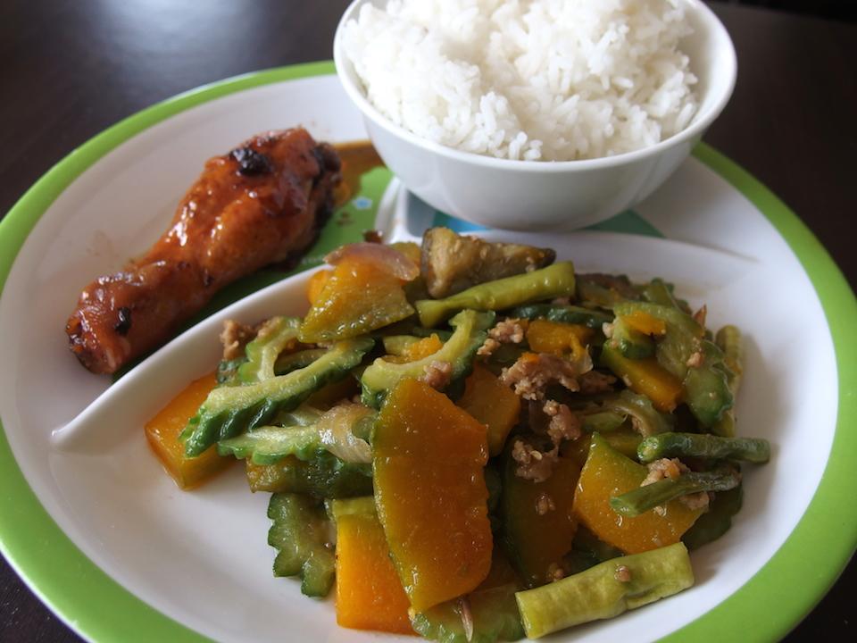 フィリピン料理 ピナクベット