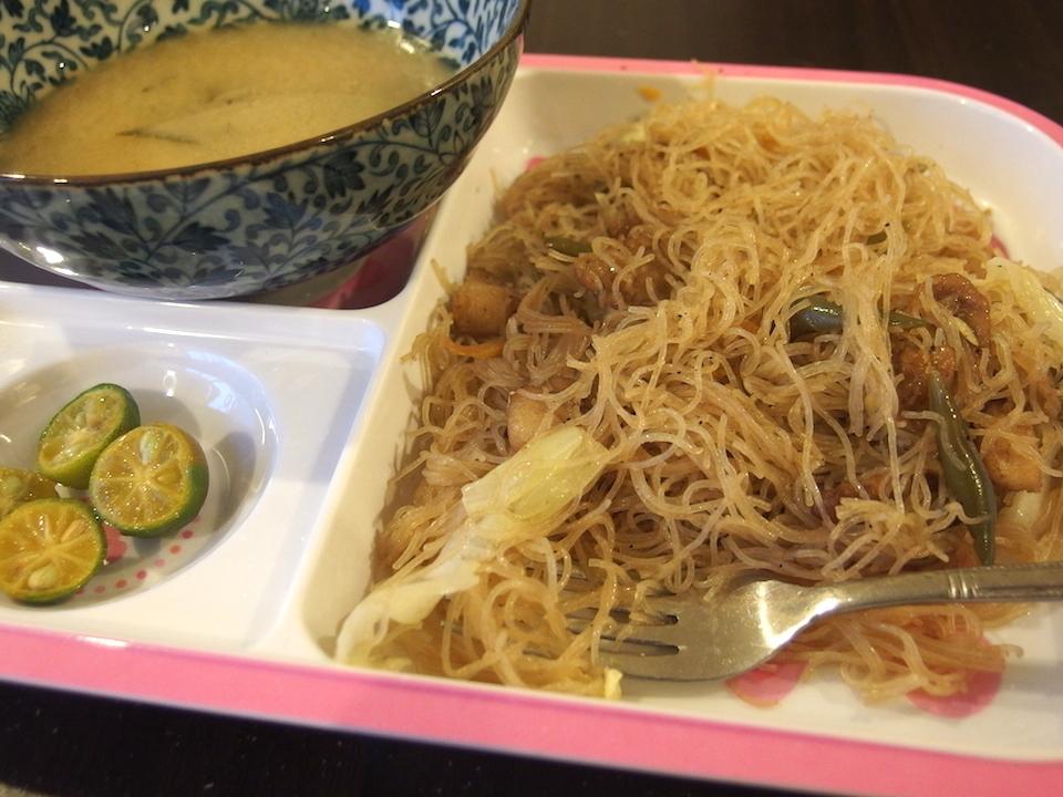 フィリピン料理パンシット