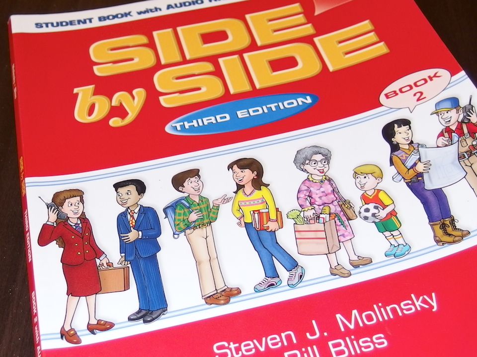 SIDE by SIDE 2に入りました