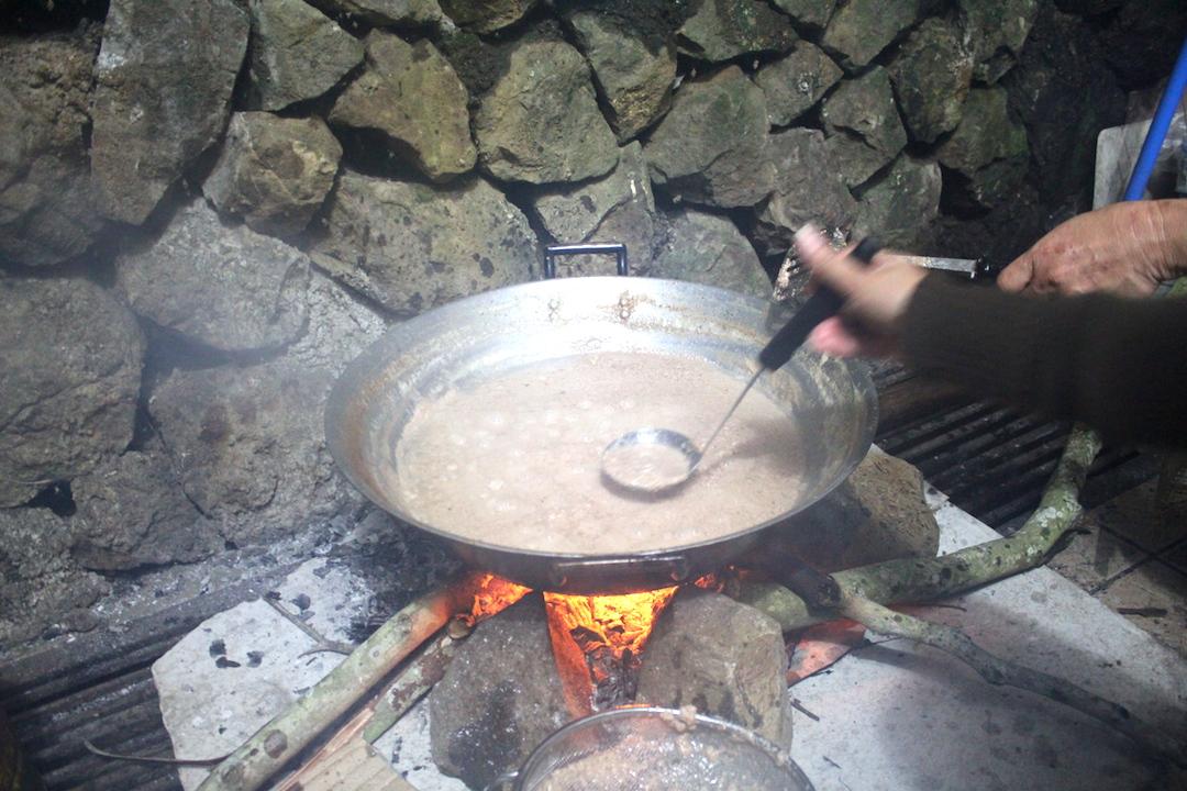 昔からのココナッツオイルの作り方