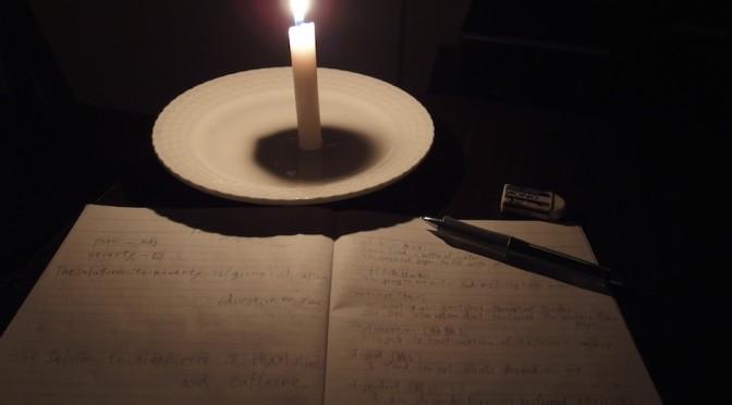 フィリピン留学で台風直撃、停電はいつまで続くのか…。